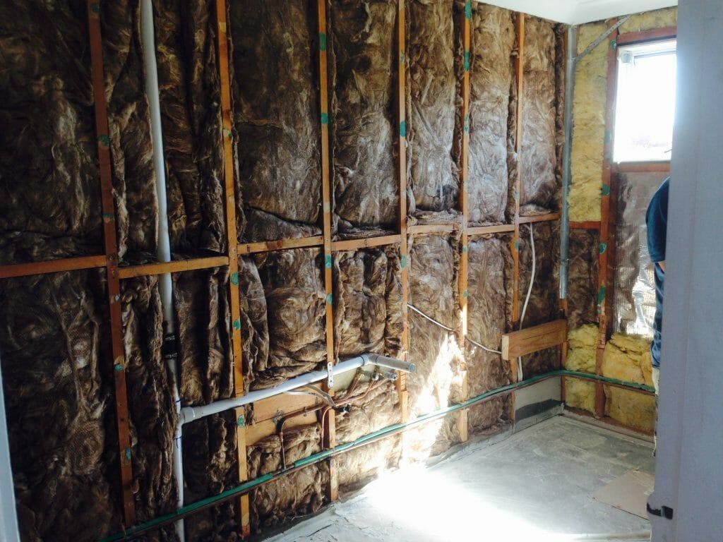 Bathroom Renovation package before remodel